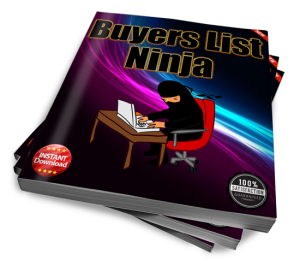 Buyers List Ninja