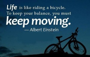 life_is_like_a_bicycle_albert_einstein