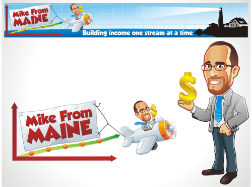 fiverr cash flow - mike from maine interview