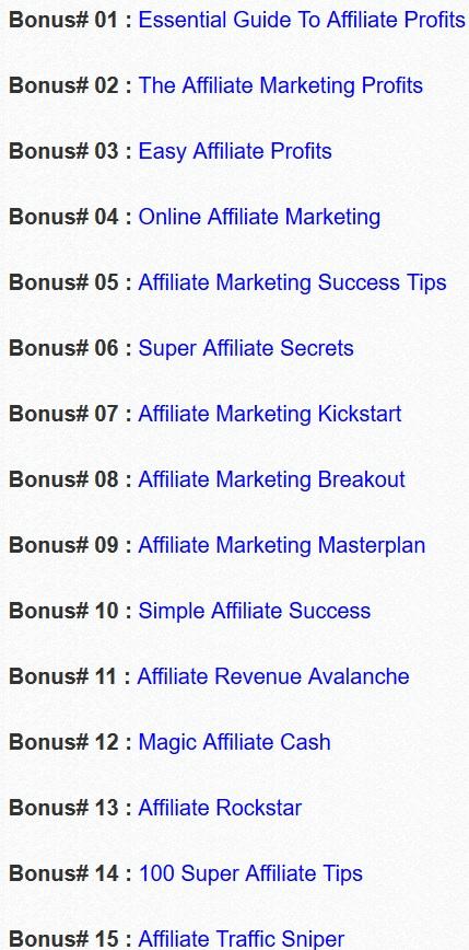 bonusesz