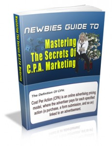 Mastering CPA