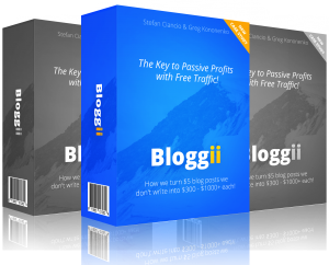 Blogii Review