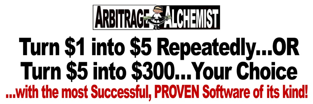 Arbitrage Alchemist Review and Bonus