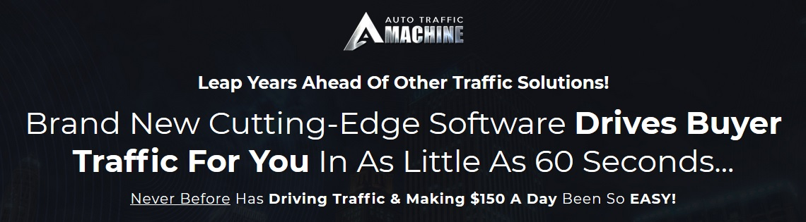 Auto Traffic Machine Review and Bonus
