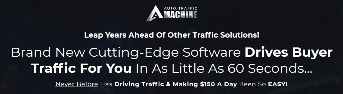 Auto Traffic Machine Review and Bonus
