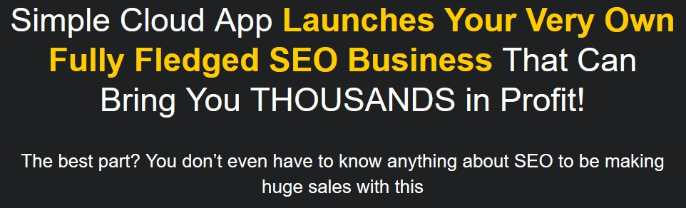 SEO Buster Review and Bonus
