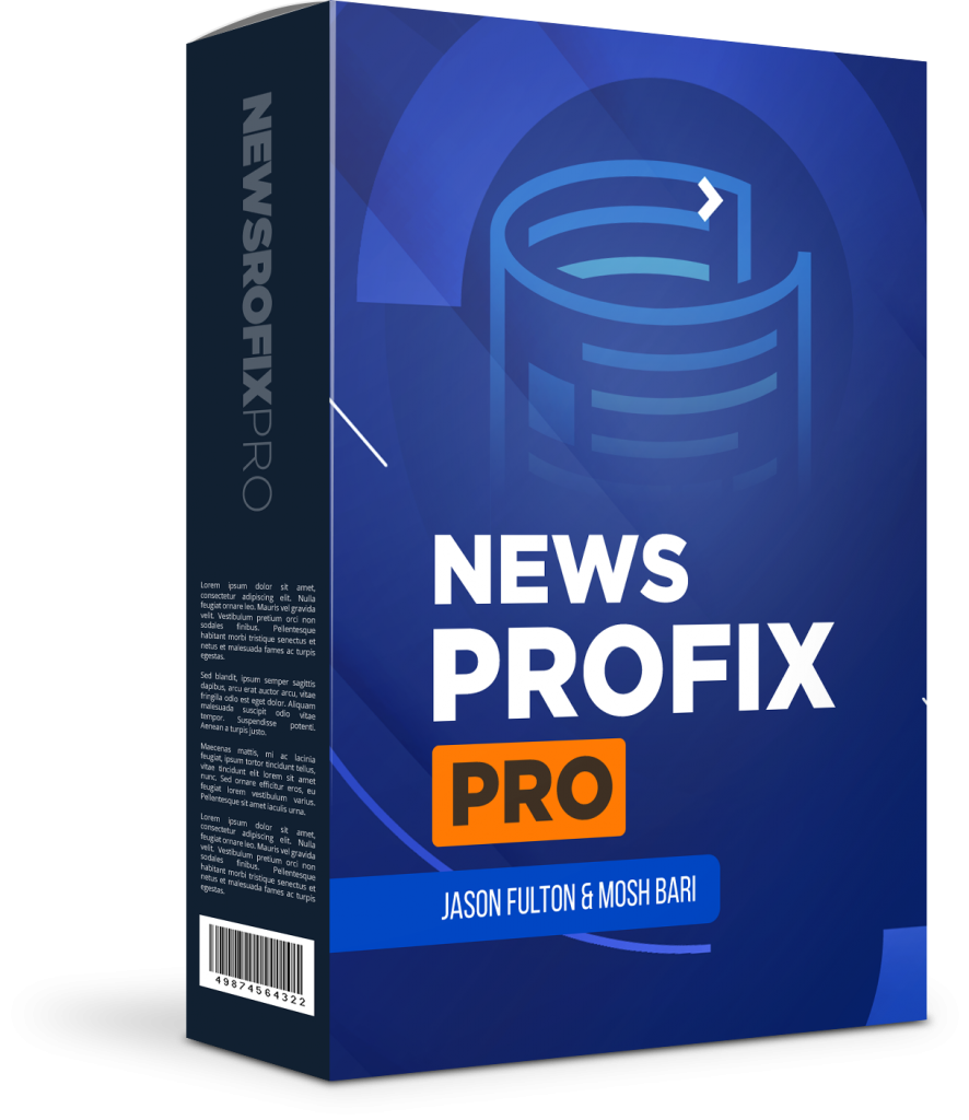 NewsProfixPro Review and Bonus