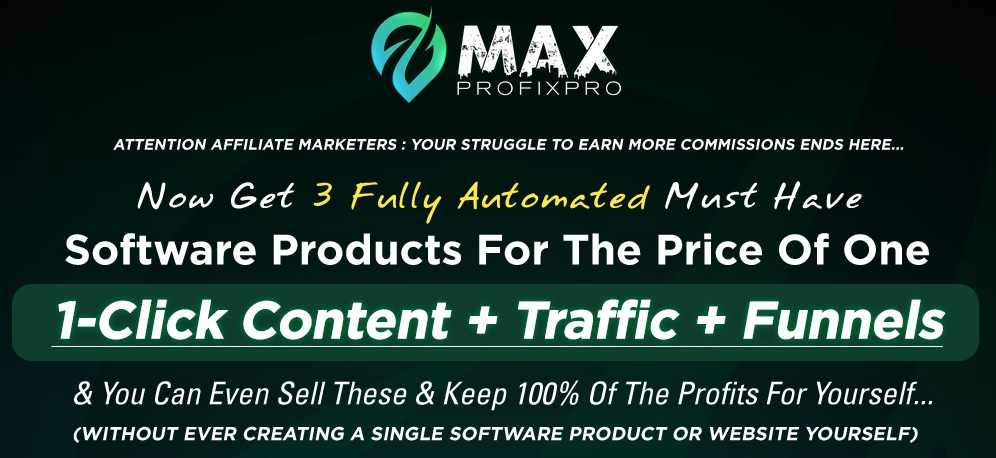 Max Profix Pro Review