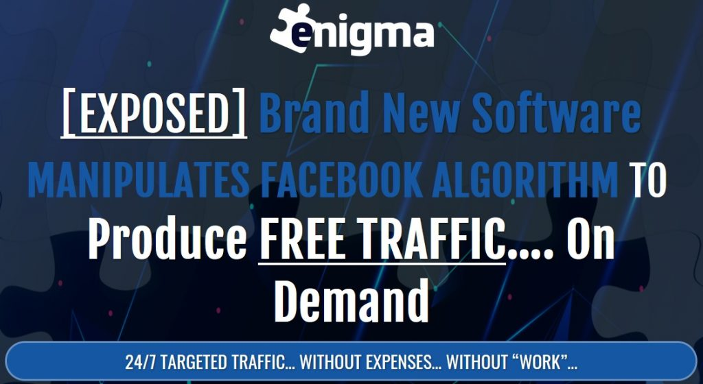 Enigma Review Jono Armstrong