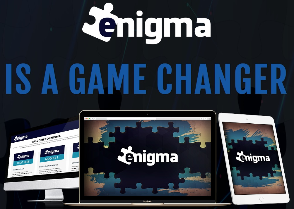 Enigma by Jono Armstrong Review