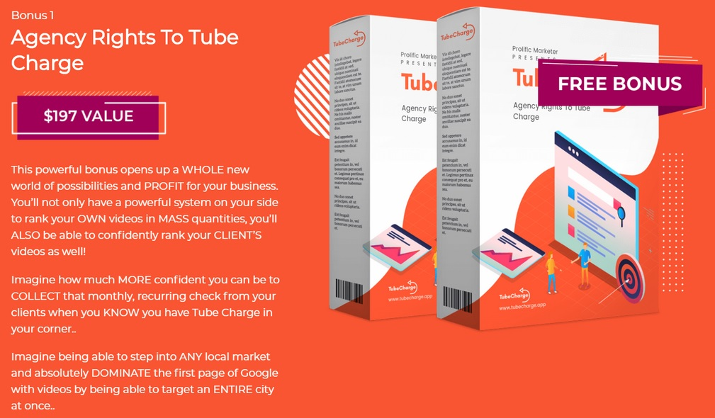 Tube Charge Review and Bonus 1
