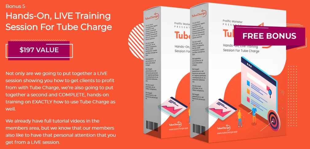 Tube Charge Review and Bonus 5