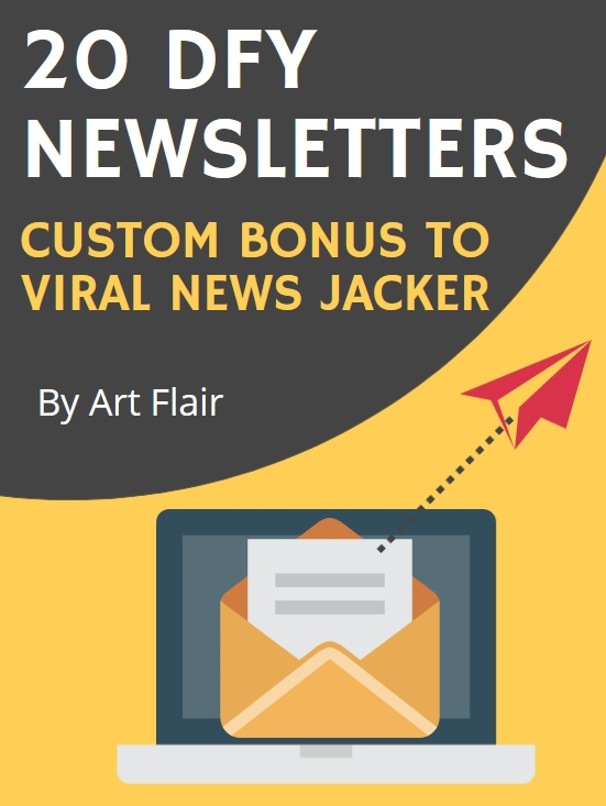 Viral News Jacker Review and Custom Bonus