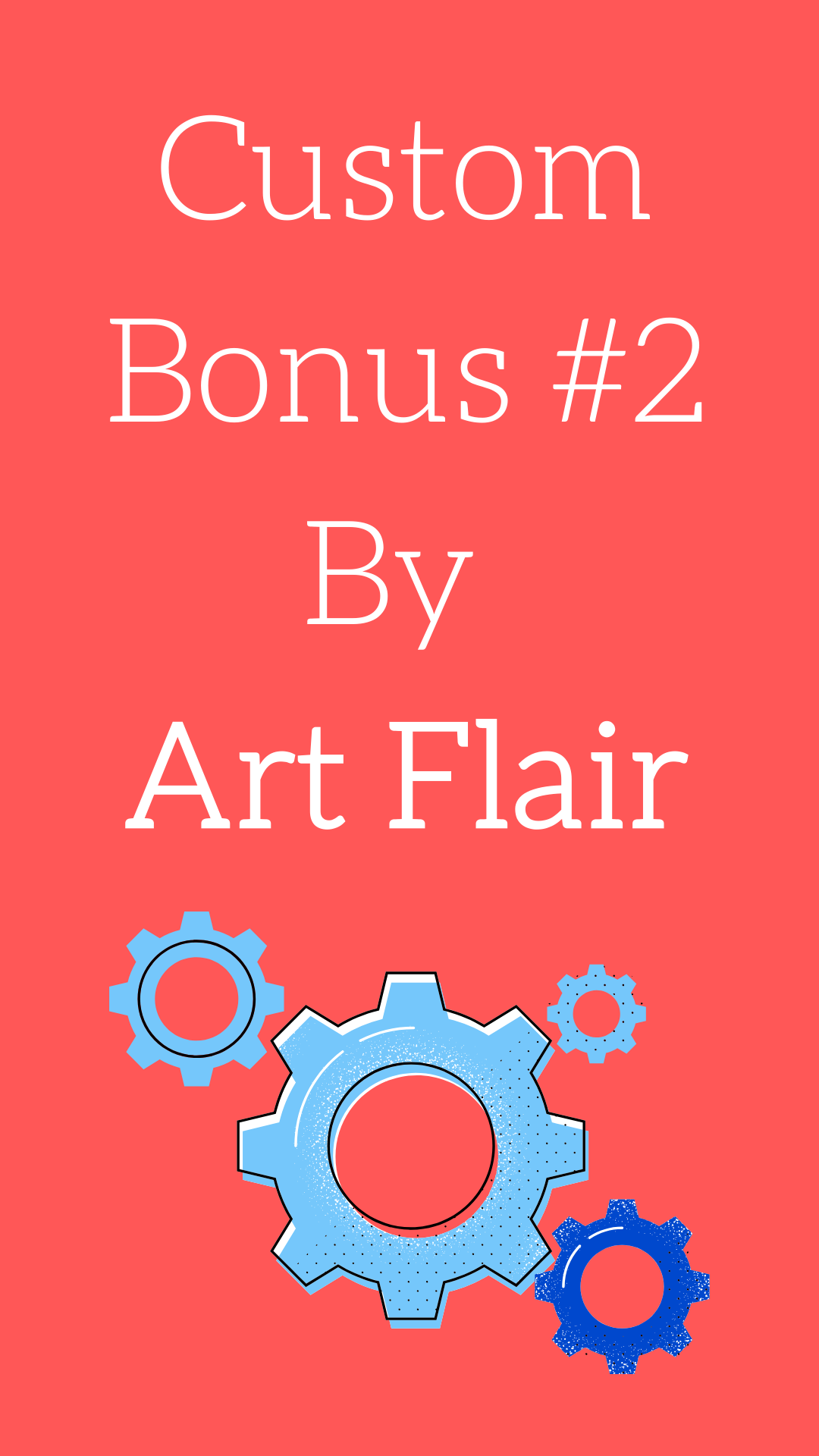 Custom Bonus for Mirage by Art Flair