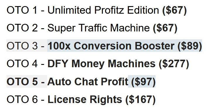 DFY Profitz Review and Funnel