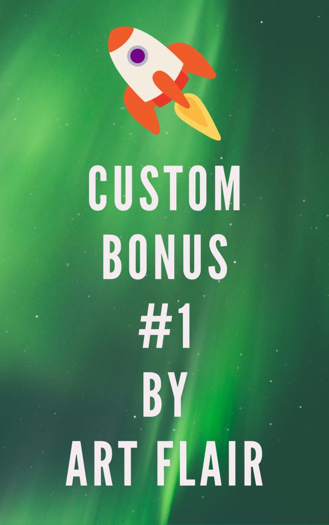 Invi$ible Custom Bonus by Art Flair