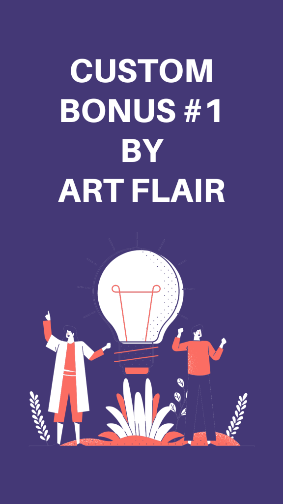 Leverage Custom Bonus By Art Flair