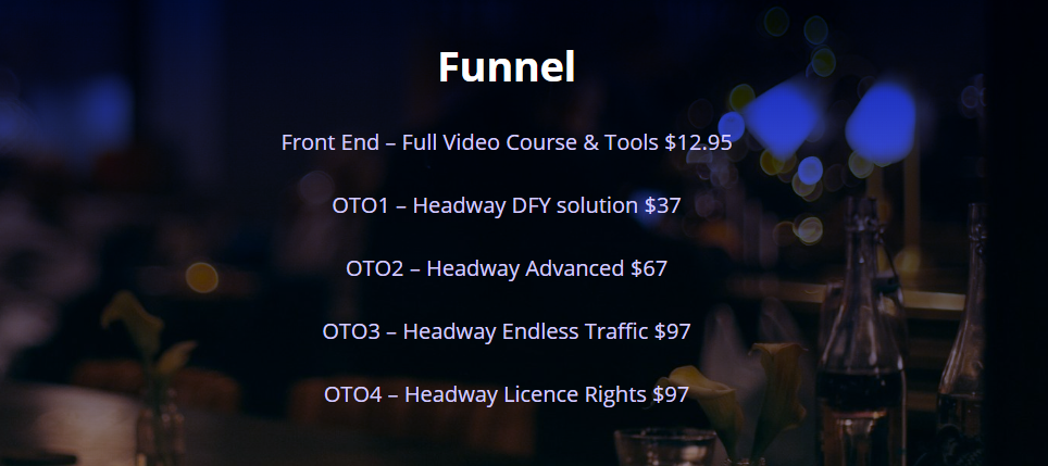 Headway Funnel Review by Art Flair