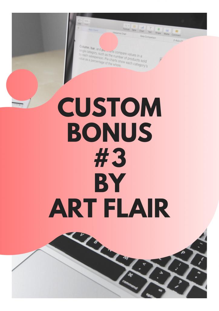 VViral Custom Bonus by Art Flair