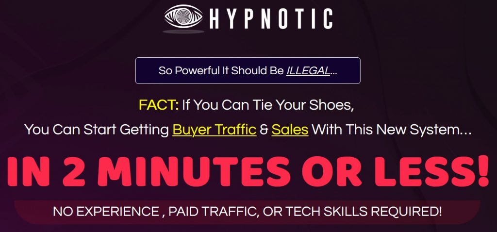 Hypnotic Review and Bonus