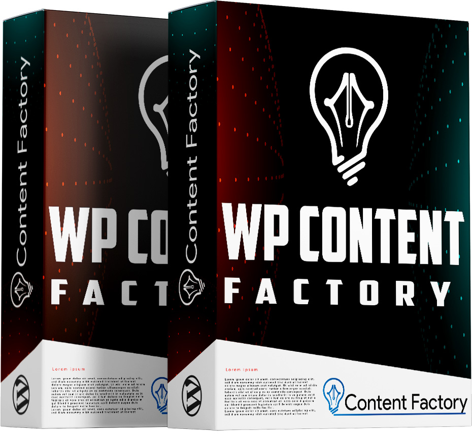 wp content factory review and bonus