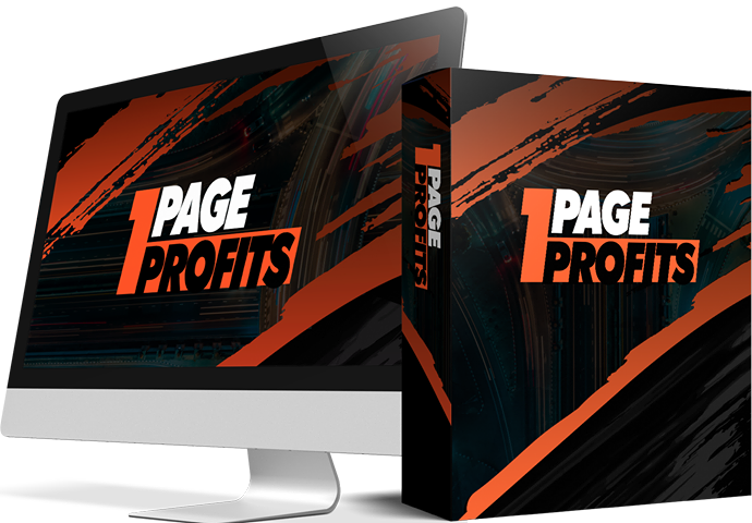 1 Page Profits Review and Bonus