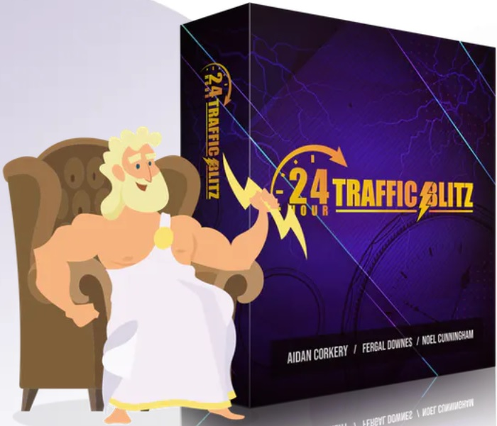 24 Hour Traffic Blitz Review and Bonus