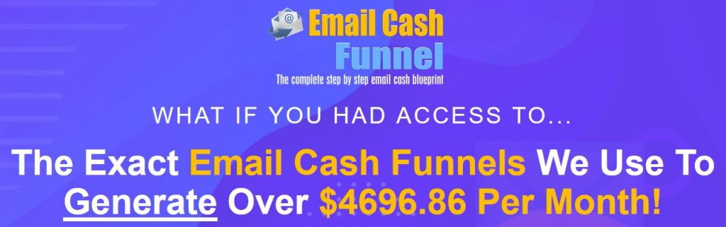 Email Cash Funnel Review