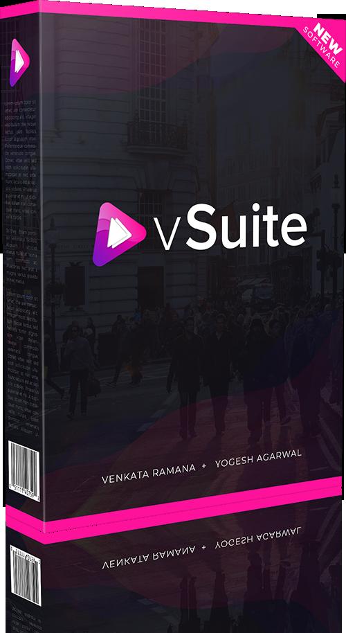 vSuite Review and Bonus