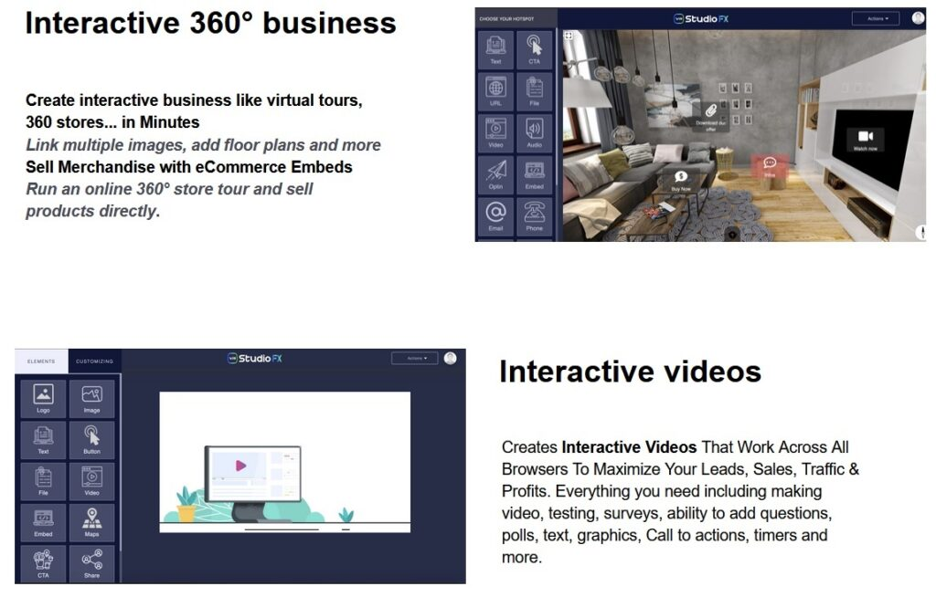 VR Agency 360 Review and Demo