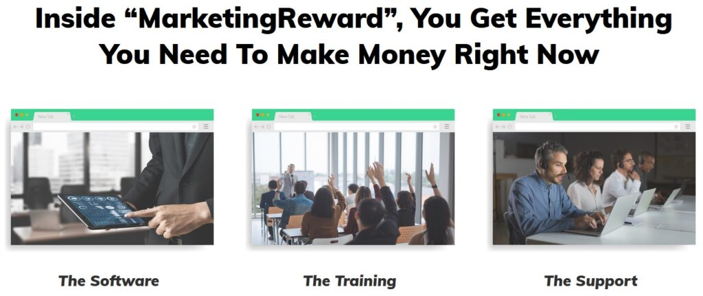 Marketing Reward Review and Bonuses