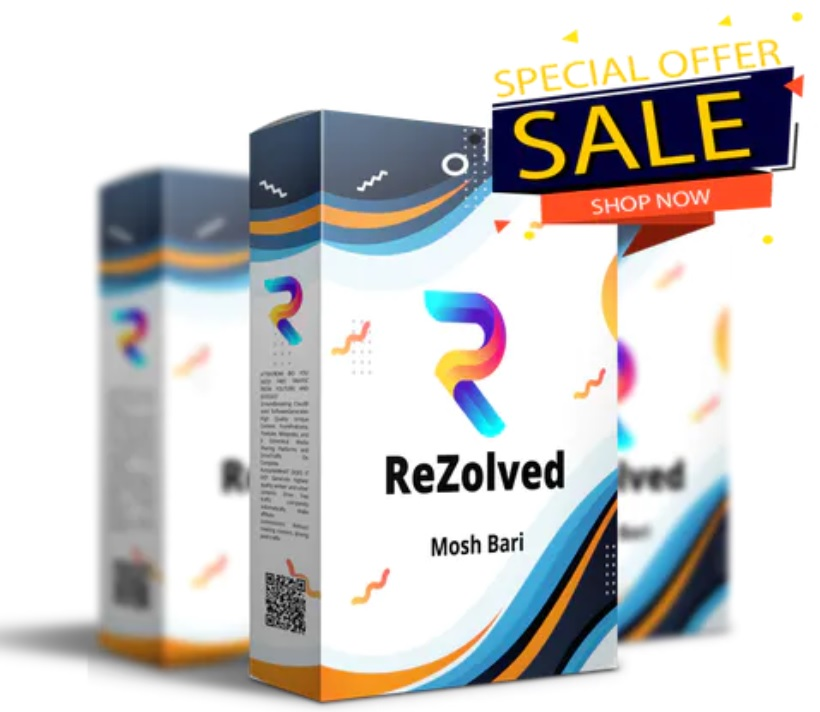 Rezolved Review and Bonuses