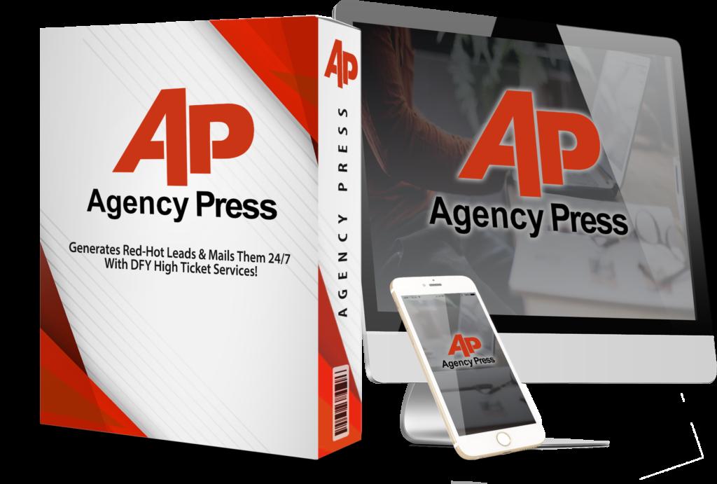 AgencyPress Review Bonus