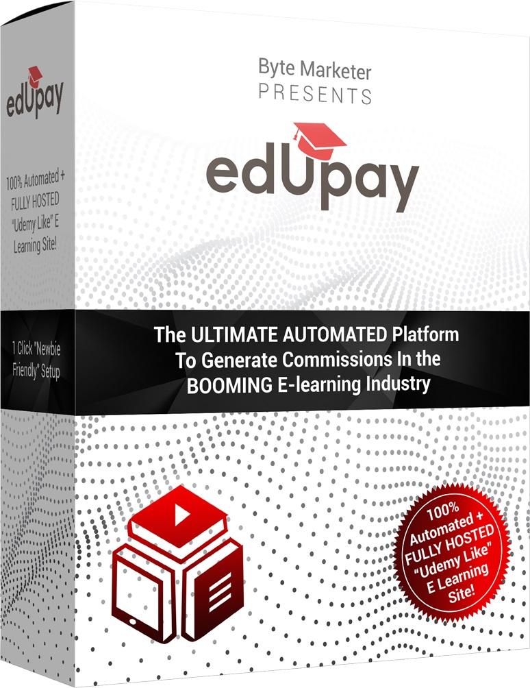 edUpay Review and Bonuses