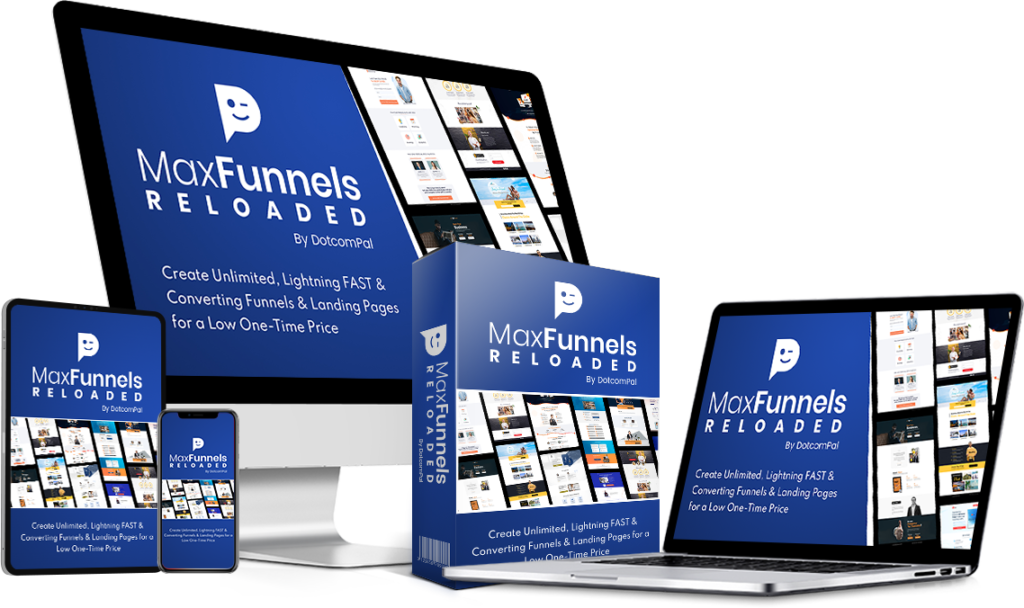 MaxFunnels Reloaded Review Bonus