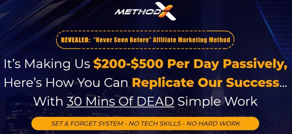Method X Review