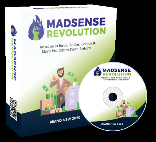 Madsense Revolution Review Bonus