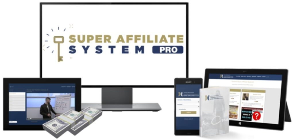 Super Affiliate System Review Bonus