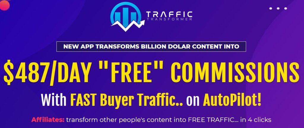 Traffic Transformer Review