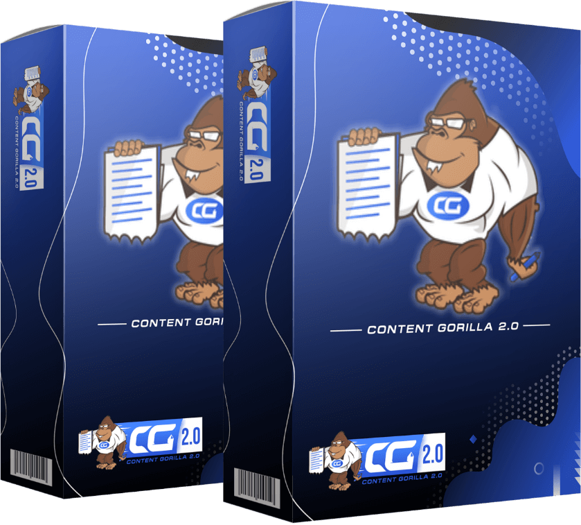 content gorilla 2.0 review bonus