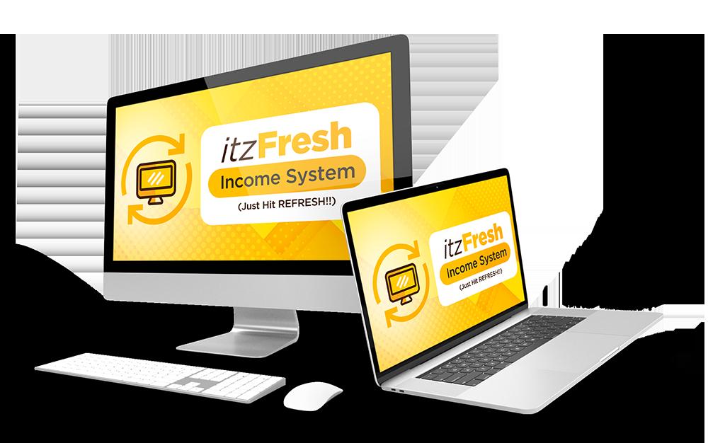 itzFresh Review Bonus