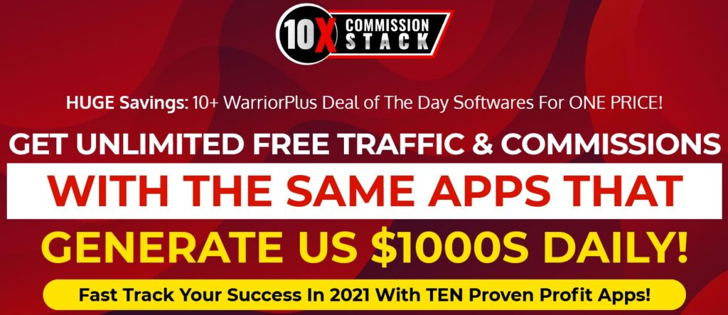 10X Commission STACK review
