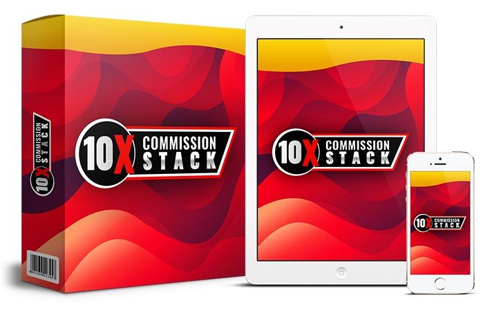 10X Commission STACK review bonus