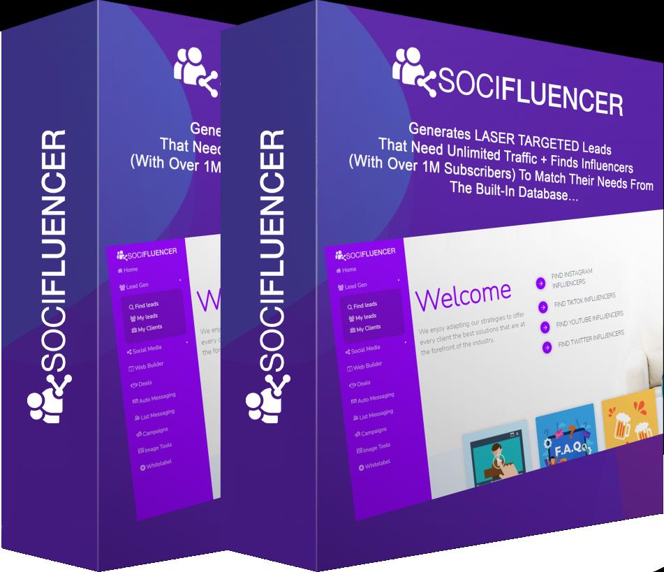 SociFluencer Agency Review Bonus