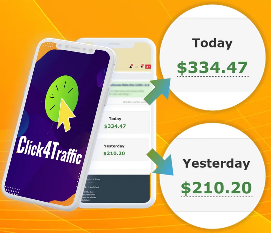Click4Traffic Review and Proof