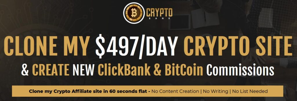 CryptoBank Review