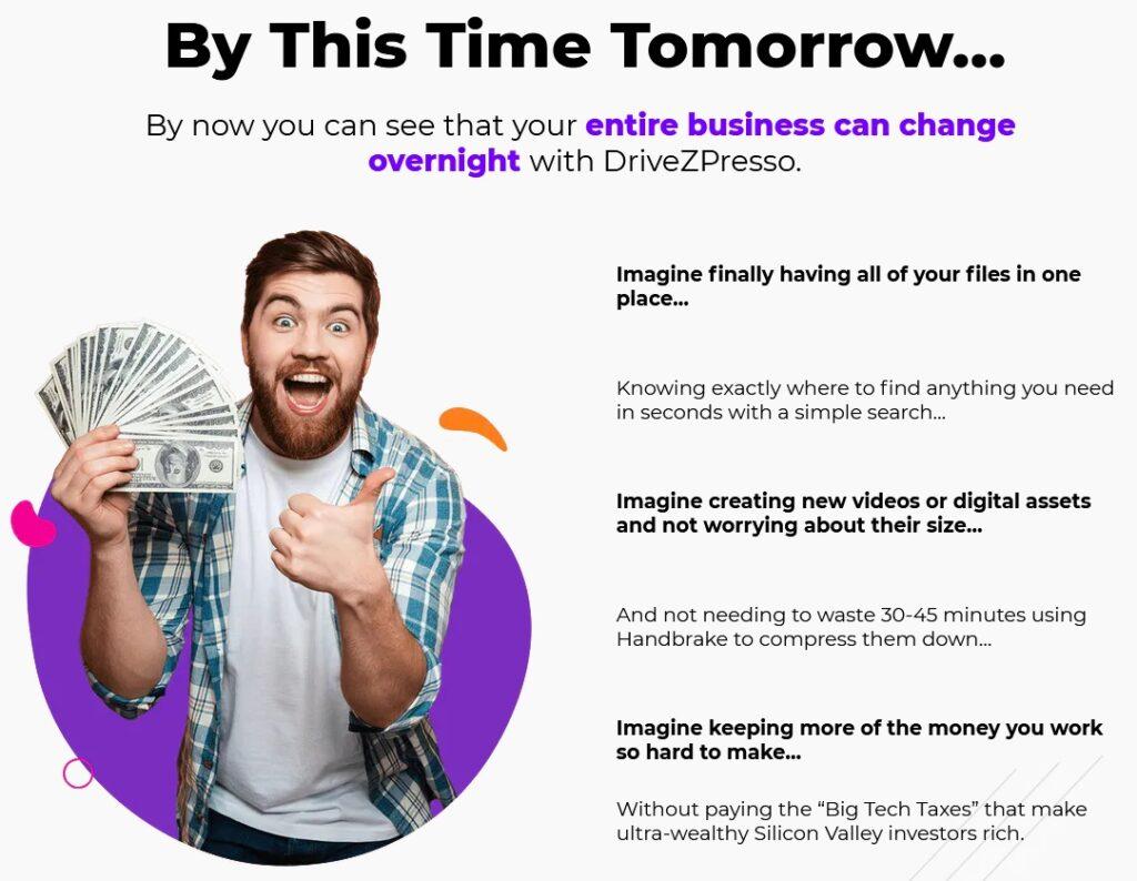 DriveZPresso Review Bonuses