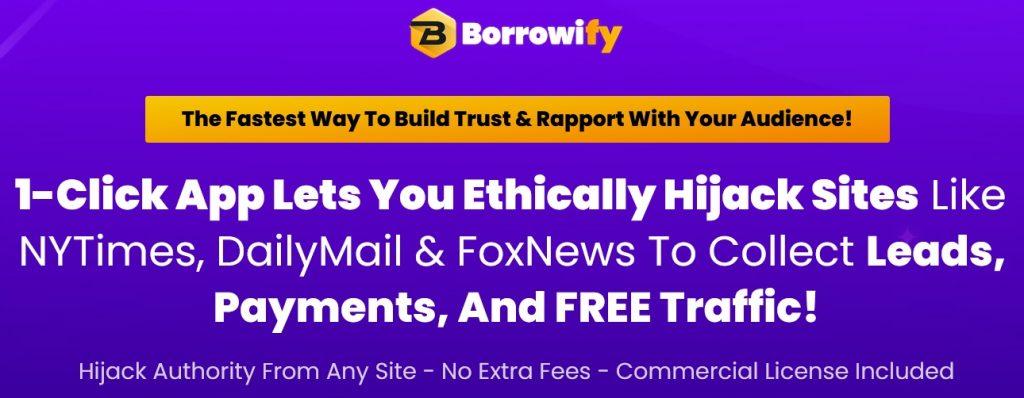 Borrowify Review