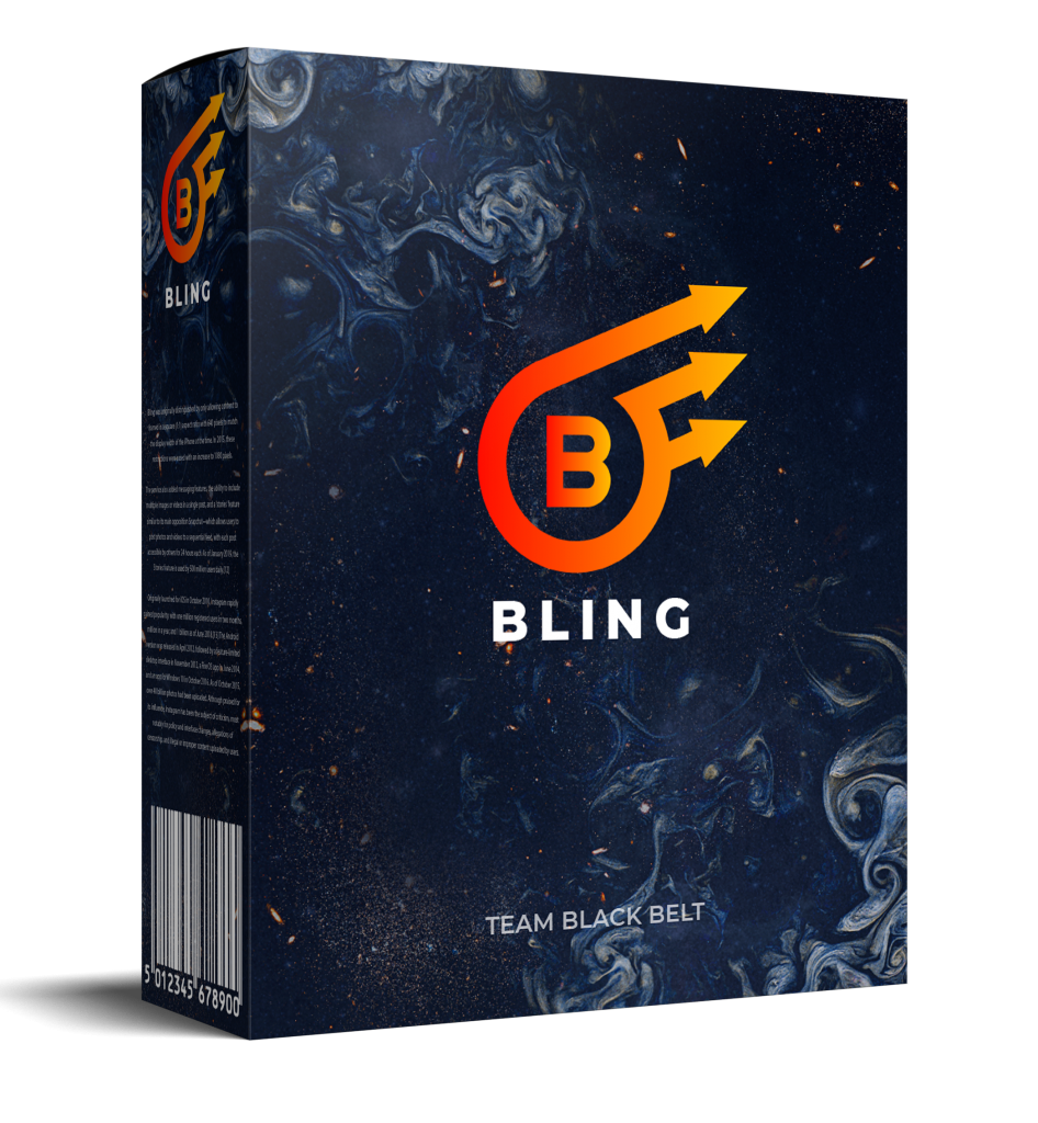 Bling review & free giveaway