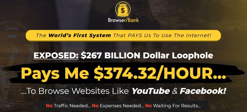 Browse n Bank Review